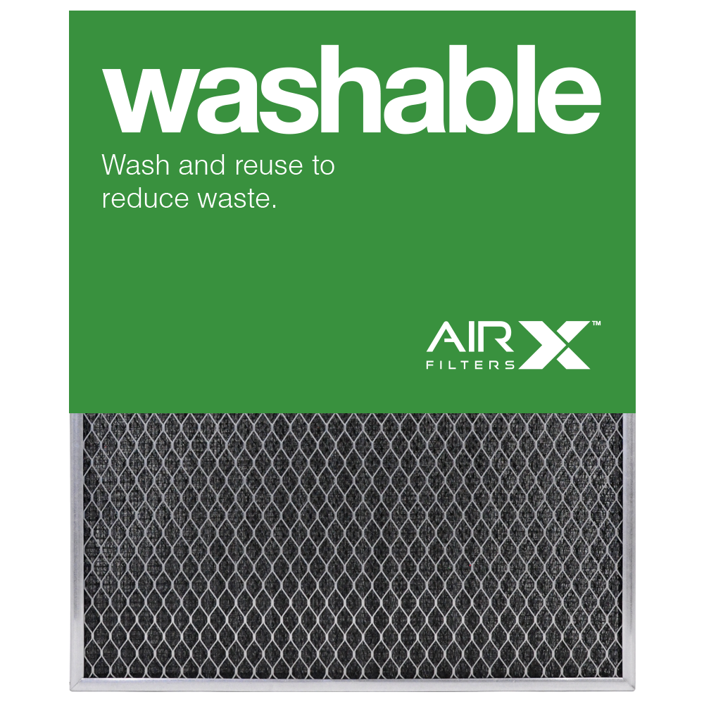 AirX washable filter