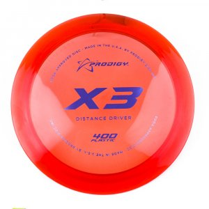 Prodigy Disc X3