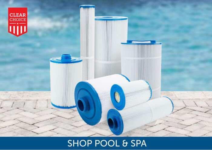 Pool & Spa Filters